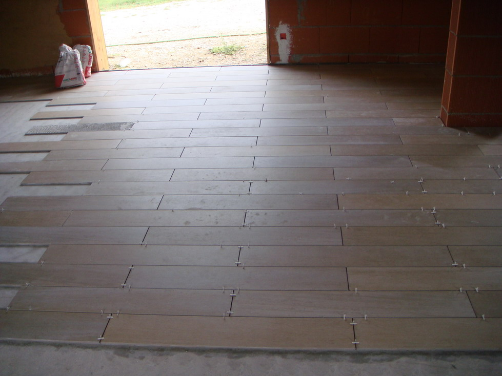 Les Carrelages Aspects Bois | Carrelage Bois - Comment Poser Son